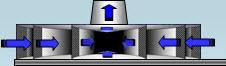 Offshore Platform/Pump Strainer